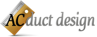 A/C Duct Design Calculation Services